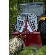 Лесозаготовительная трелёвочная лебедка EGV55A фото