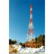 Башни радиорелейной связи фото
