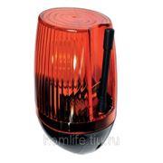Сигнальная лампа со встроенной антенной фото
