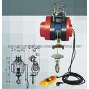 Таль электрическая стационарная HXS-250F EuroLift фото