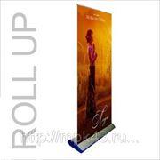 Мобильный стенд Roll - Up, 120*210, 150*210 фото