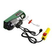 Лебедка электрическая Hammer ETL930 фото