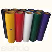 Производство пленки ПВД любых цветов и с вашим изображением. фото