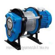 Лебедка электрическая г/п 1000 (380 В) кг Н=100 м фото