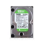 Жесткий диск HDD 750Гб, Western Digital Caviar Green, WD7500AARS фото