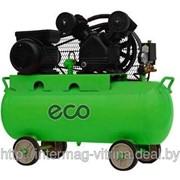 Воздушный компрессор ECO AE 702 коаксиальный 2-х поршневой фото