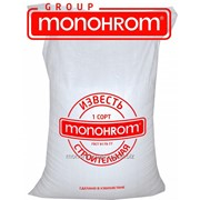 Известь от компании Monohrom фото