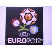 """Универсальная панель эквалайзер с логотипом """"EURO-2012"""" фото"""