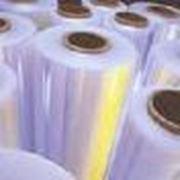 Пленки пластиковые полимерные растягивающиеся стрейч-пленки фото