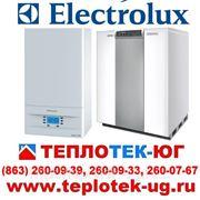 Котлы Electrolux/ Котлы Электролюкс (Швеция) фото