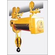 Таль электрическая канатная Т 200 г/п 20 т (тельфер) фото
