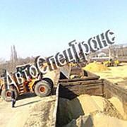 Песок строительный с доставкой фото