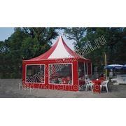Павильон шатровый. фото