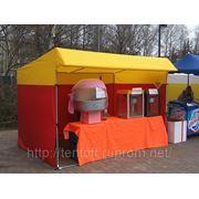 Палатка торговая 2x3м фото