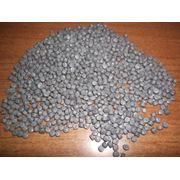 Полиэтилен низкого давления гранулированный ПНД 277 сер фото