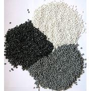Гранулы поливинилхлоридные фото