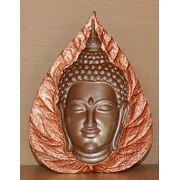 БУДДА всевидящий, обьемное пано лика Будды. фото