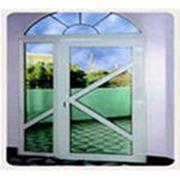 Светопрозрачные конструкции из ПВХ-профиля фото