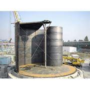 Производство вертикальных и горизонтальных резервуаров сосудов и ёмкостей