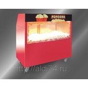 Тепловая витрина для попкорна BV-1220 фото