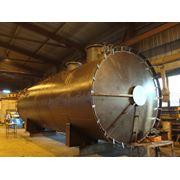 Резервуары стальные для нефтепродуктов фото