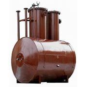 Емкости для хранения воды нефтепродуктов и ГСМ фото