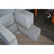 Газобетонный блок неавтоклавного производства 60x30x20