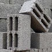Блок керамзитобетонный стеновой 390*190*188 мм ГОСТ 6133.99 фото