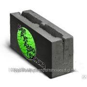Блок перегородочный пескоцеметный пустотелый двухщелевой ГОСТ 6133-99 КПР-ПР-ПС-39-50-F35-1600 фото