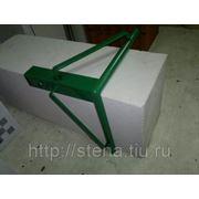 Угольник для резки блоков из газобетона фото