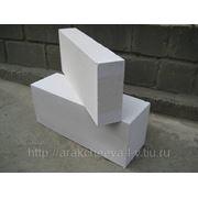 Блоки газосиликатные стеновые 600*200*300 фото
