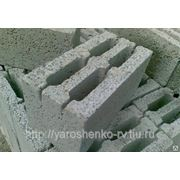 Блоки керамзитобетонные стеновые фото