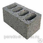 Керамзитбетонный блок фото