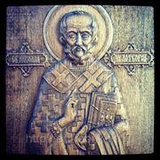 Мерная Икона Святого Николая Чудотворца фото