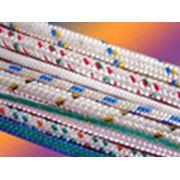 Шнур плетеный полиамидный (16 прядей) ТУ 15-08-333-89 фото