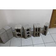 Правильный керамзитобетонный блок Волгоград фото