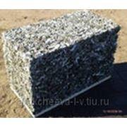 Арболитовые блоки 500*250*150 фото
