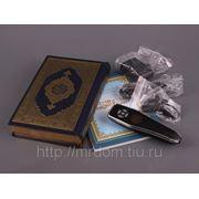 Книга коран, сенсорная ручка читателя, наушник (648192)