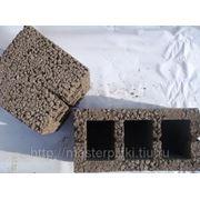 Блоки керамзитобетенные фото