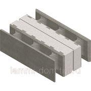 Блок бетонный рядовой фото