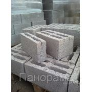 Керамзитные блоки фото