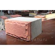 Полистиролбетонные блоки с декоративным слоем фото