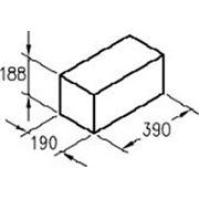 Керамзитобетонные стеновые блоки и пескоблоки фото