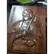 Икона Святого Александра Невского фото