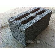 Керамзитоблок 390х190х188, оптом 40 руб., вес 10 кг. Самара фото