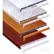 Пленка ПВХ коричневая фото