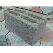 Блок керамзитобенный фото