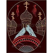 Христос Воскресе 6 -дизайн для машинной вышивки фото