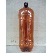 Пластиковая бутылка 3л. фото