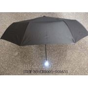 Зонт с ручкой в виде серого черепа (848117) фото